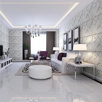 Fantastisch Hu0026M Wallpaper Modern Minimalist Horizontal Marmor Muster 3D Relief Tapete  Rolle Wohnzimmer/Schlafzimmer/TV