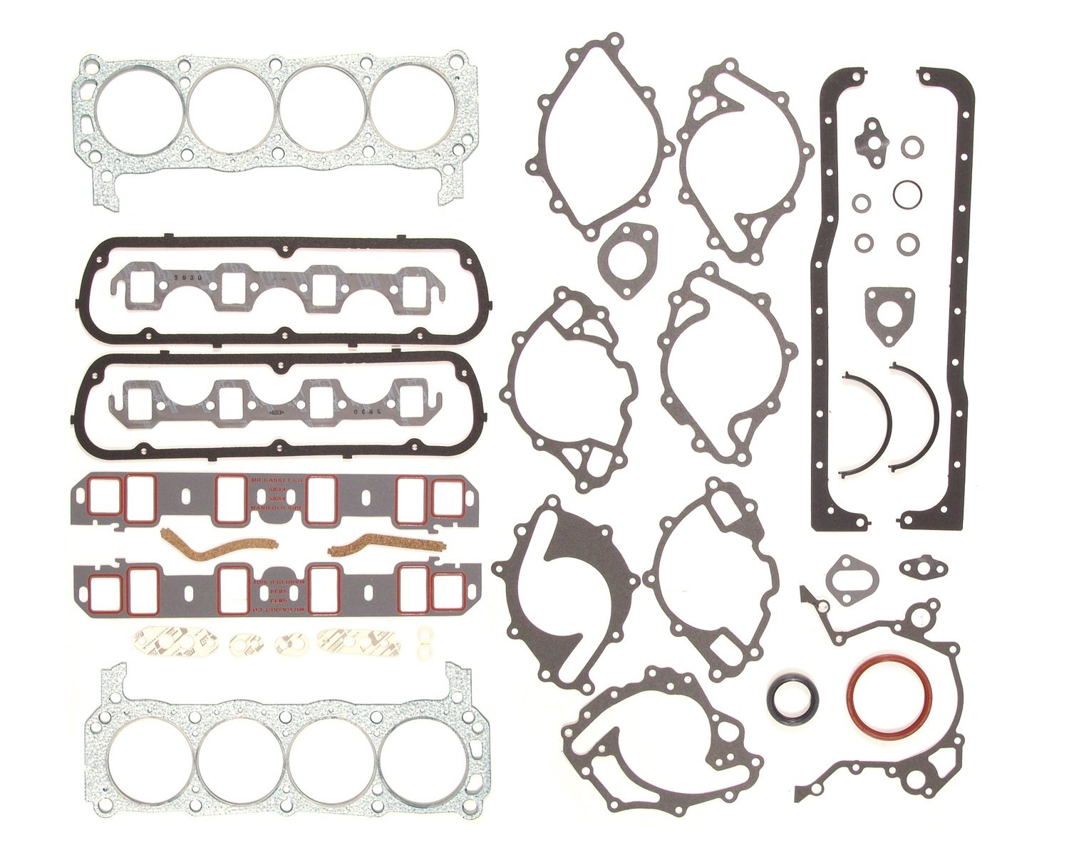 Mr. Gasket 5985MRG Ultra-Seal Overhaul Gasket Kit