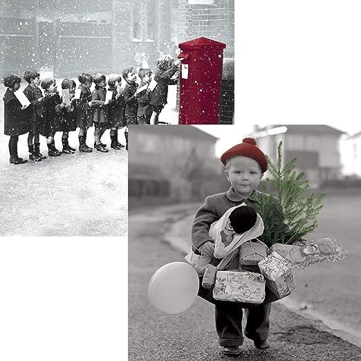 Caja de tarjeta navideñas – Navidad Post y entrega especial – 20 ...