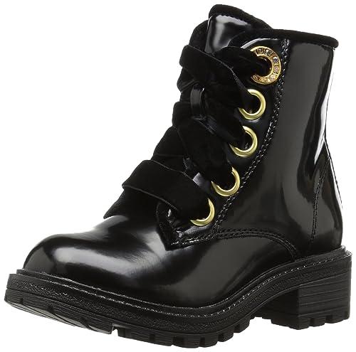 Ninacherrie - K - Cherrie Niños, Unisex, Negro (Negro), M Niño Grande: Amazon.es: Zapatos y complementos