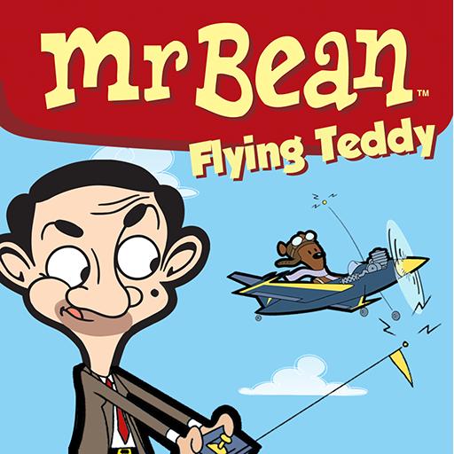 Mr Bean - Flying Teddy