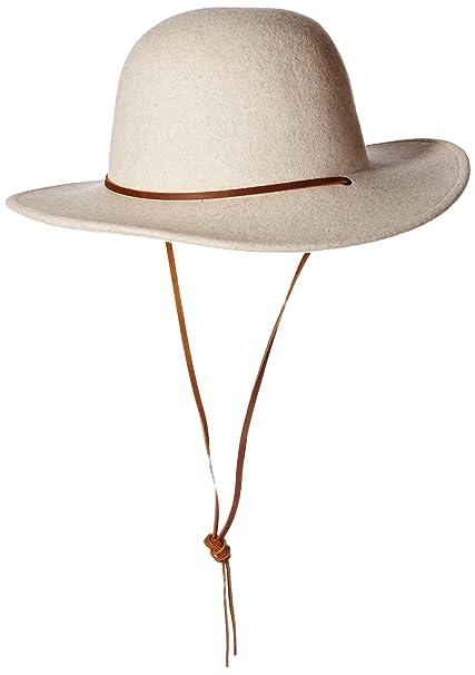 Brixton mens Tiller Wide Brim Felt Fedora Hat  Amazon.ca  Clothing ... 1e4629ec754