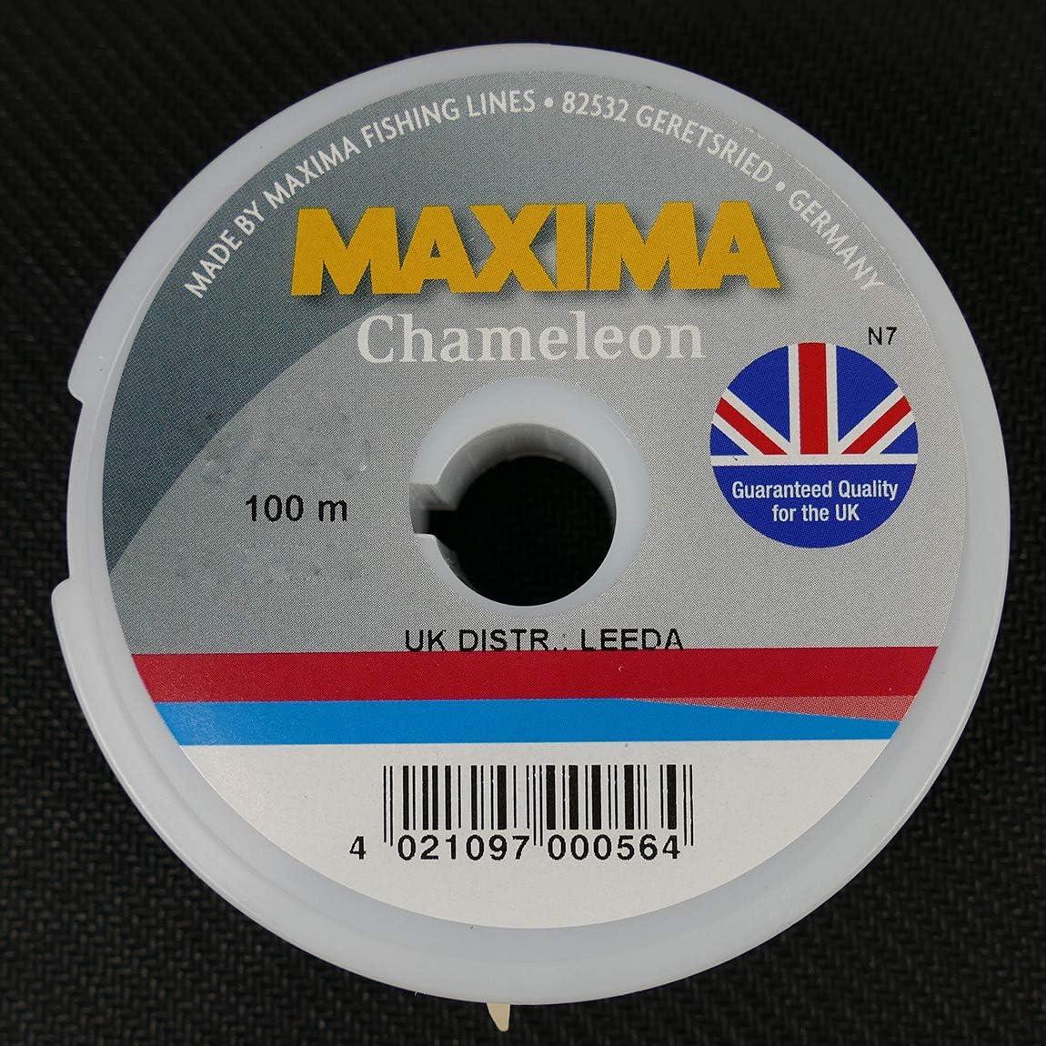 Chameleon Maxima Fishing Line 100 Metre Spool