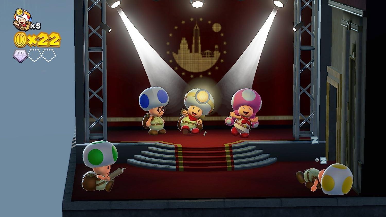 Amazon.com  Captain Toad  Treasure Tracker - Nintendo Switch  Nintendo of  America  Video Games 6d57b5718077