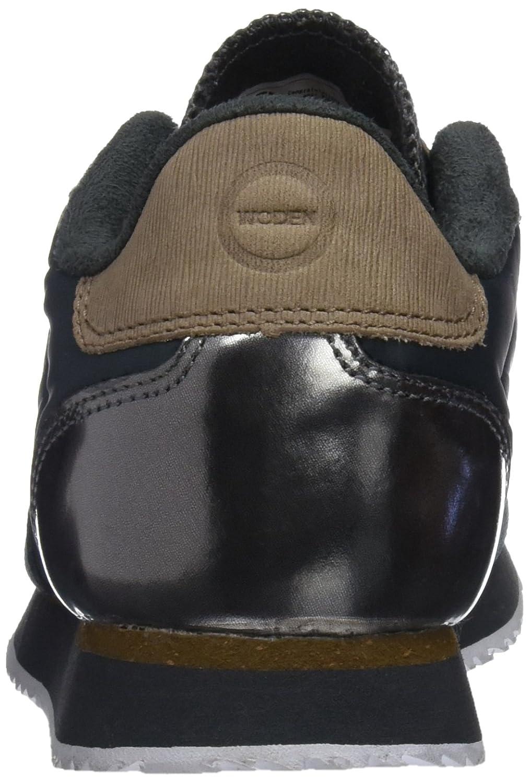 Woden Damen Nora 051) Ii Sneaker, Rosa Grau (Dark Grau 051) Nora 9287e6