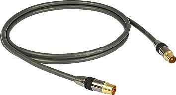 Cable de antena de oro profesional, 12,50 m: Amazon.es ...