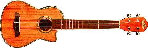 Oscar Schmidt 4 String Acoustic Guitar, Right (OU5LCE-R-U)