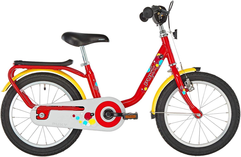 Puky - Bicicleta Z 6, Color Rojo: Amazon.es: Deportes y aire libre
