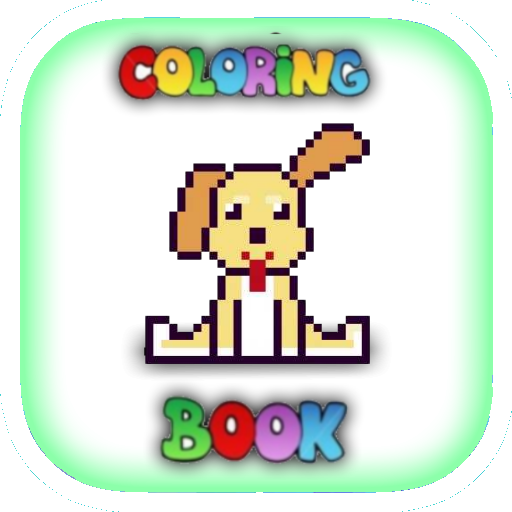 Pixel Coloring Barbie Colouring Games