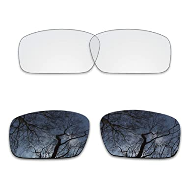 Amazon.com: 2 pares de lentes de repuesto para Oakley ...