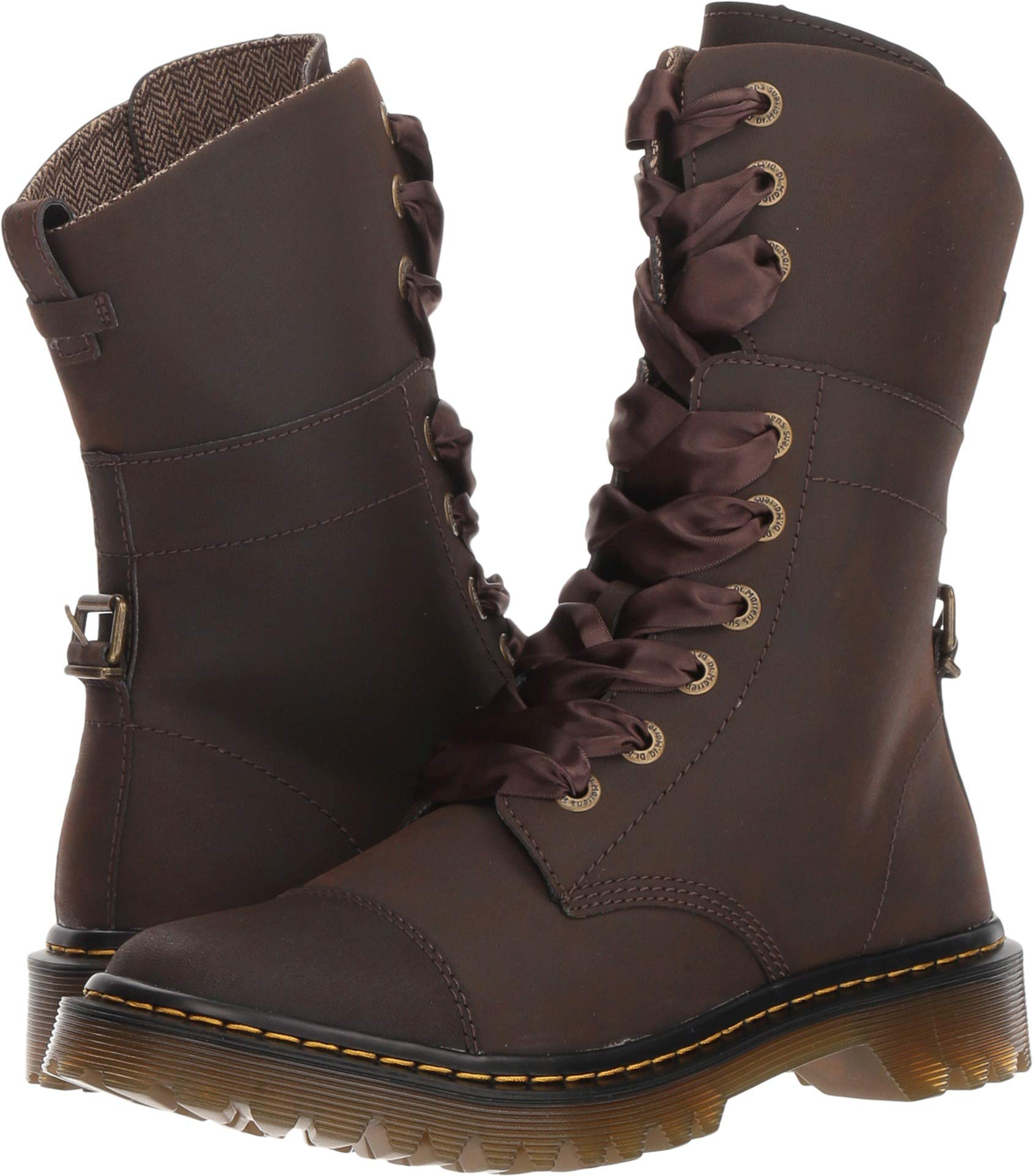 Dr. Martens Womens Yuba Fold Down Boot