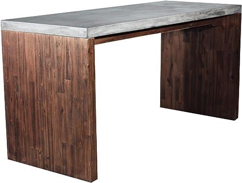 Sunpan Modern Madrid Desk - the best home office desk for the money
