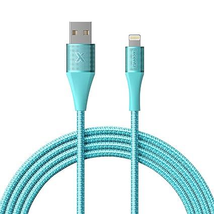 Amazon.com: Xcentz - Cargador para iPhone, cable Lightning ...