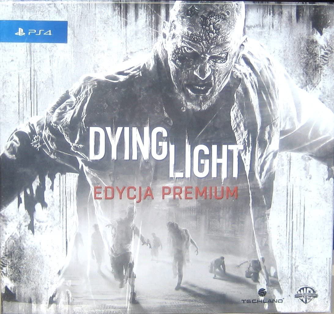 Dying Light Limited Premium Edition PS4 incl. Steelbook and Hoodie ...