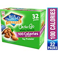 32-Count Blue Diamond Almonds Whole Natural Raw Almonds