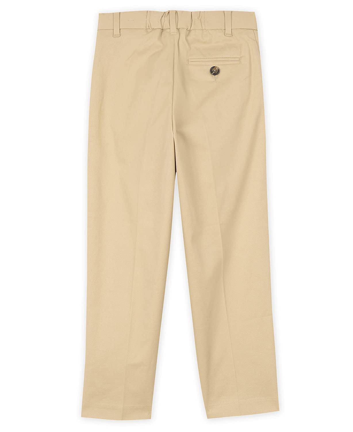 Tommy Hilfiger Boys Flat Front Twill Dress Pant