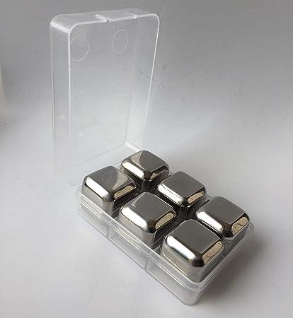 Compra Velliceasay Whisky Piedras, 304 Cubos de Hielo de ...
