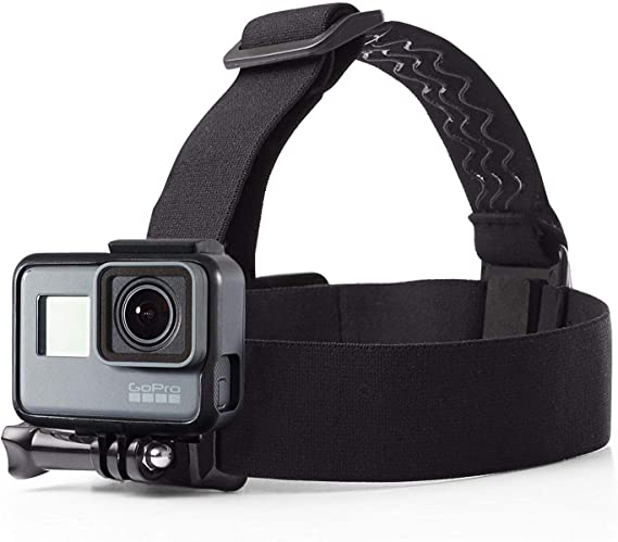 Amazon Basics Kopfgurt Für Gopro Actionkamera Kamera