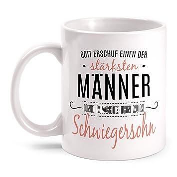Beste Schwiegermutter Geschenk Tasse Kaffeetasse Büro Geburtstag Muttertag