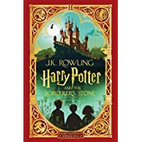 Harry Potter and the Sorcerer's Stone: MinaLima Edition (Harry Potter, Book 1) (Illustrated edition) (1)