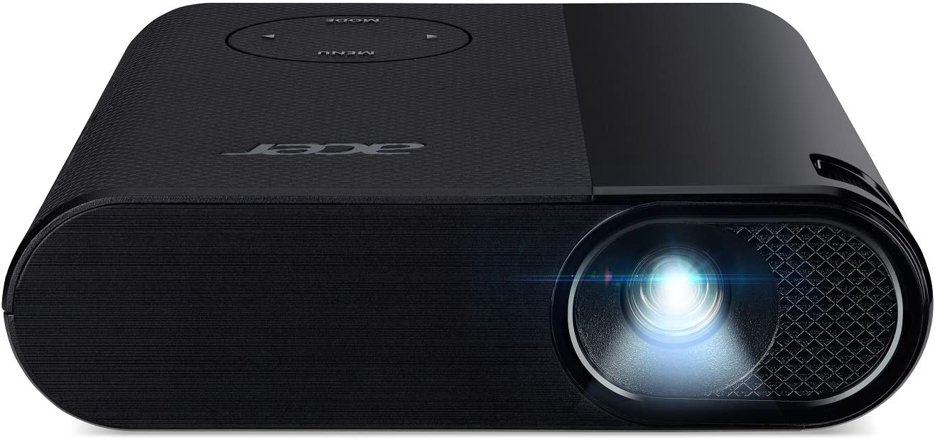 Acer C200 LED 200 Lumens Portable Projector - Black