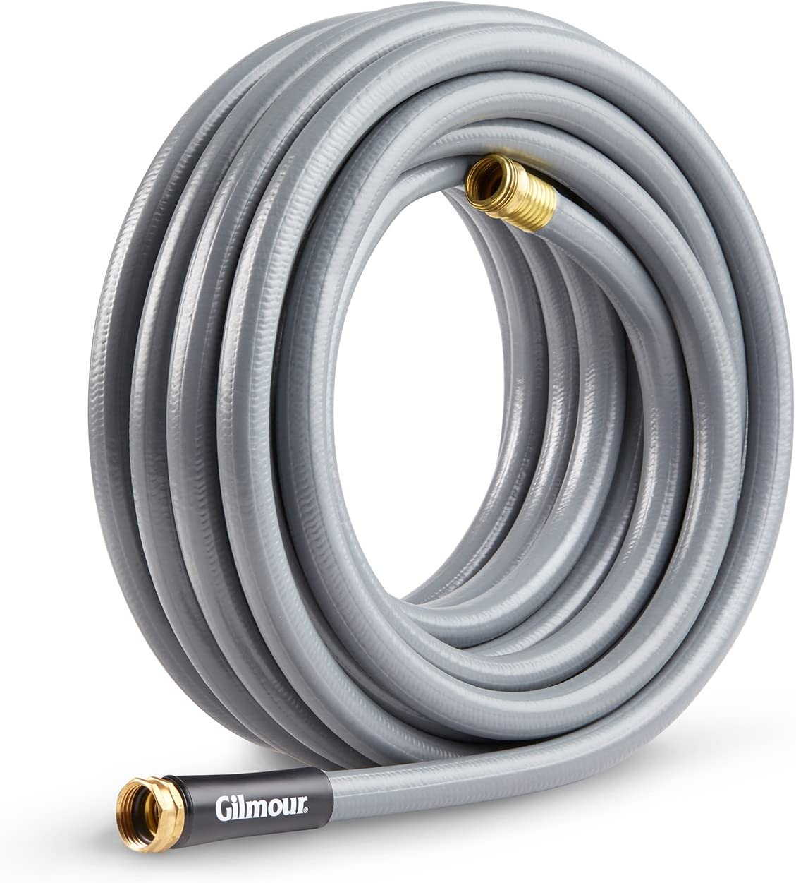 Gilmour 29 Series 6 Ply Commercial Rubber/Vinyl Hose 5/8 Inch x 75 Fee 29-58075 Gray (Discontinued by Manufacturer)
