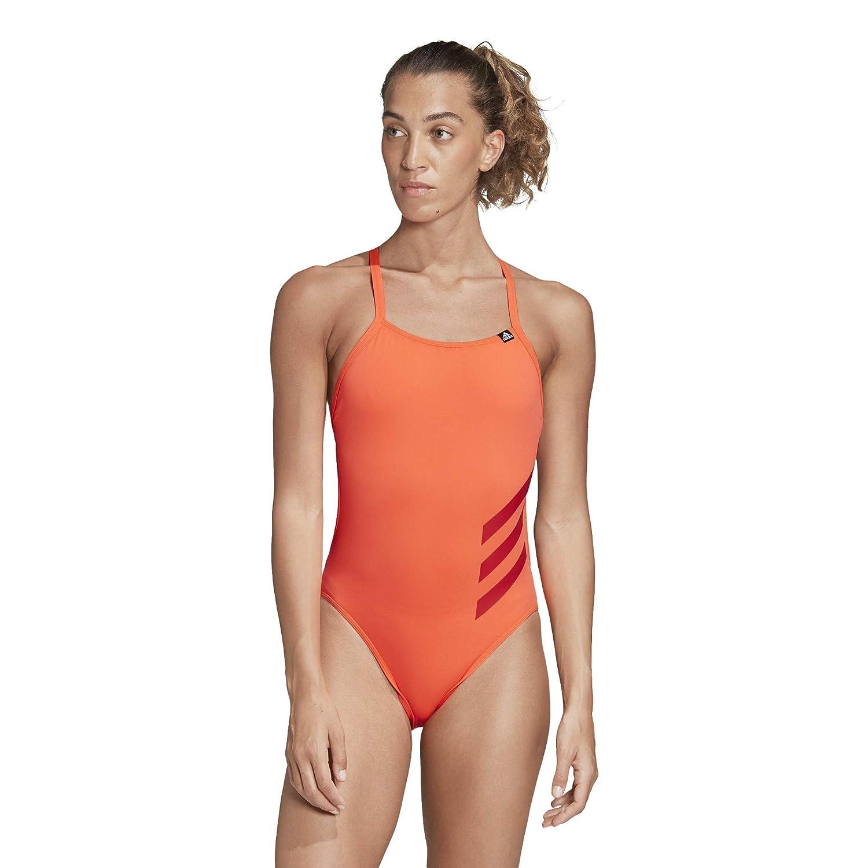 Costume da Nuoto Donna adidas PRO Big STR S