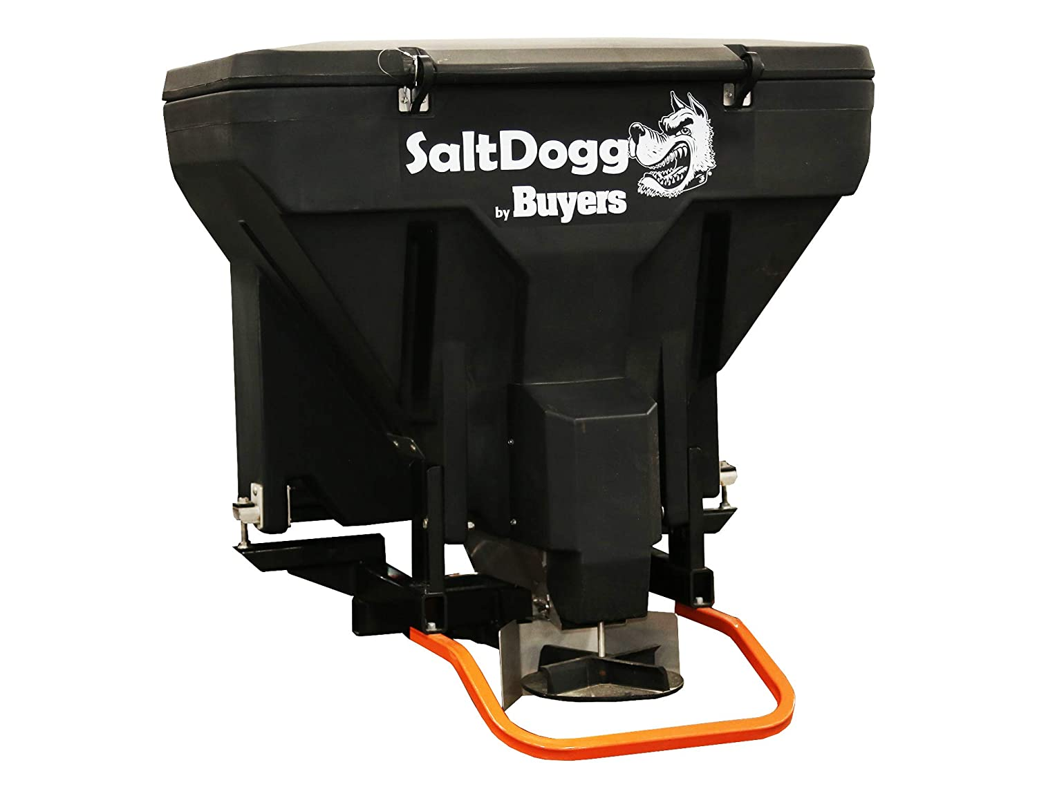 SaltDogg TGS07 Tailgate Spreader with 200-Pound Vibrator Kit