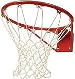 Raisco 36.cm Nylon Basketball Ring with Net (Orange)