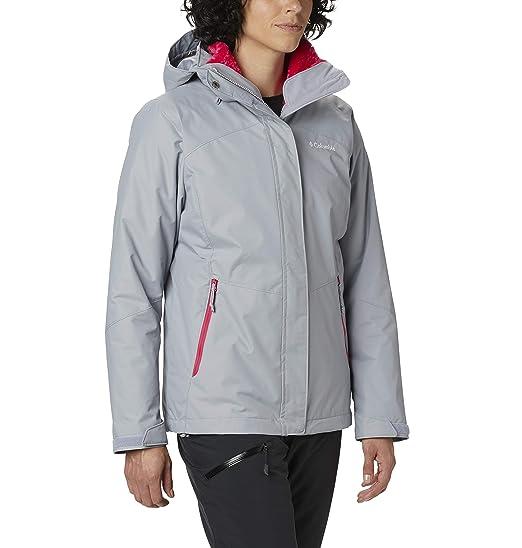 681727566a47 Amazon.com  Columbia Women s Bugaboo II Fleece Interchange Jacket ...