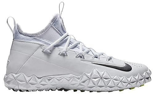 Nike Herren Alpha Huarache 6 ELT Turf Lax 923426 107, Weiá