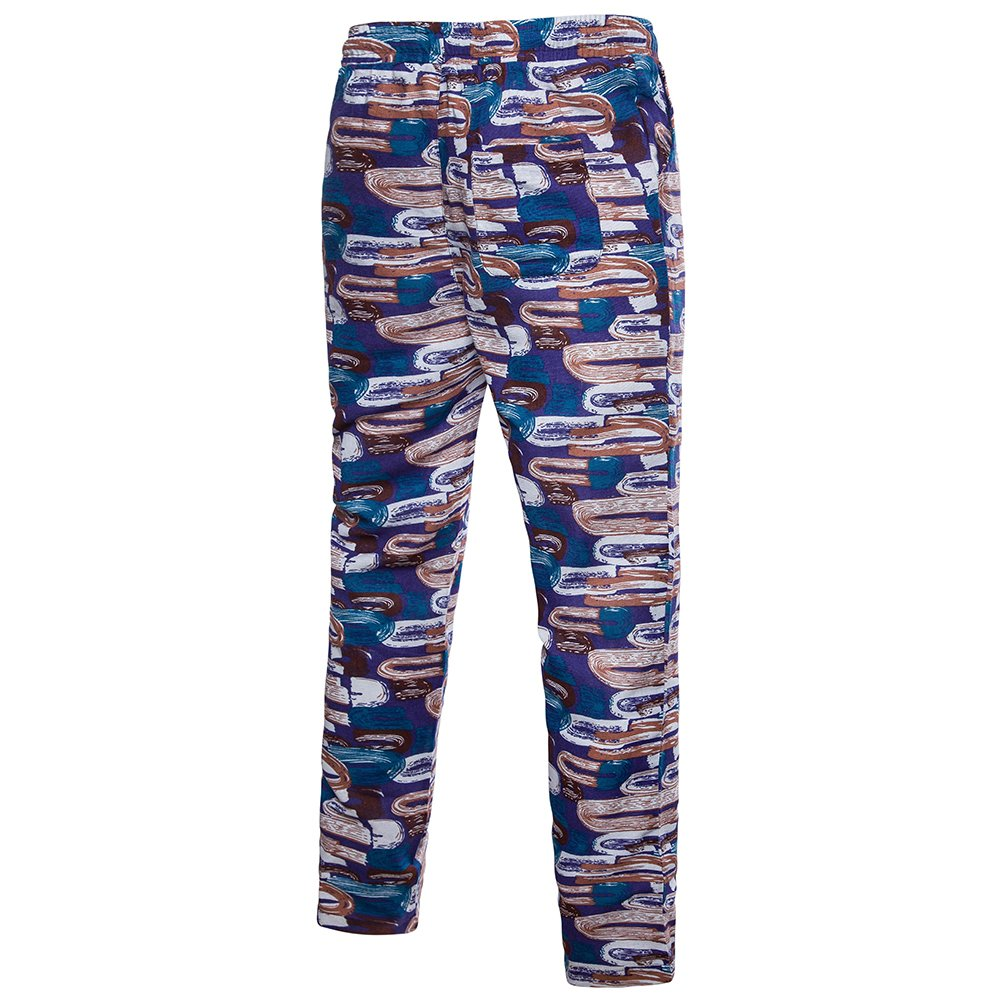 50e11ccd290 Zhhlinyuan Plus Size Summer Teens Mens Breathable Sports Casual Pants Cozy  Hawaii Printing Linen Trousers  Amazon.co.uk  Clothing