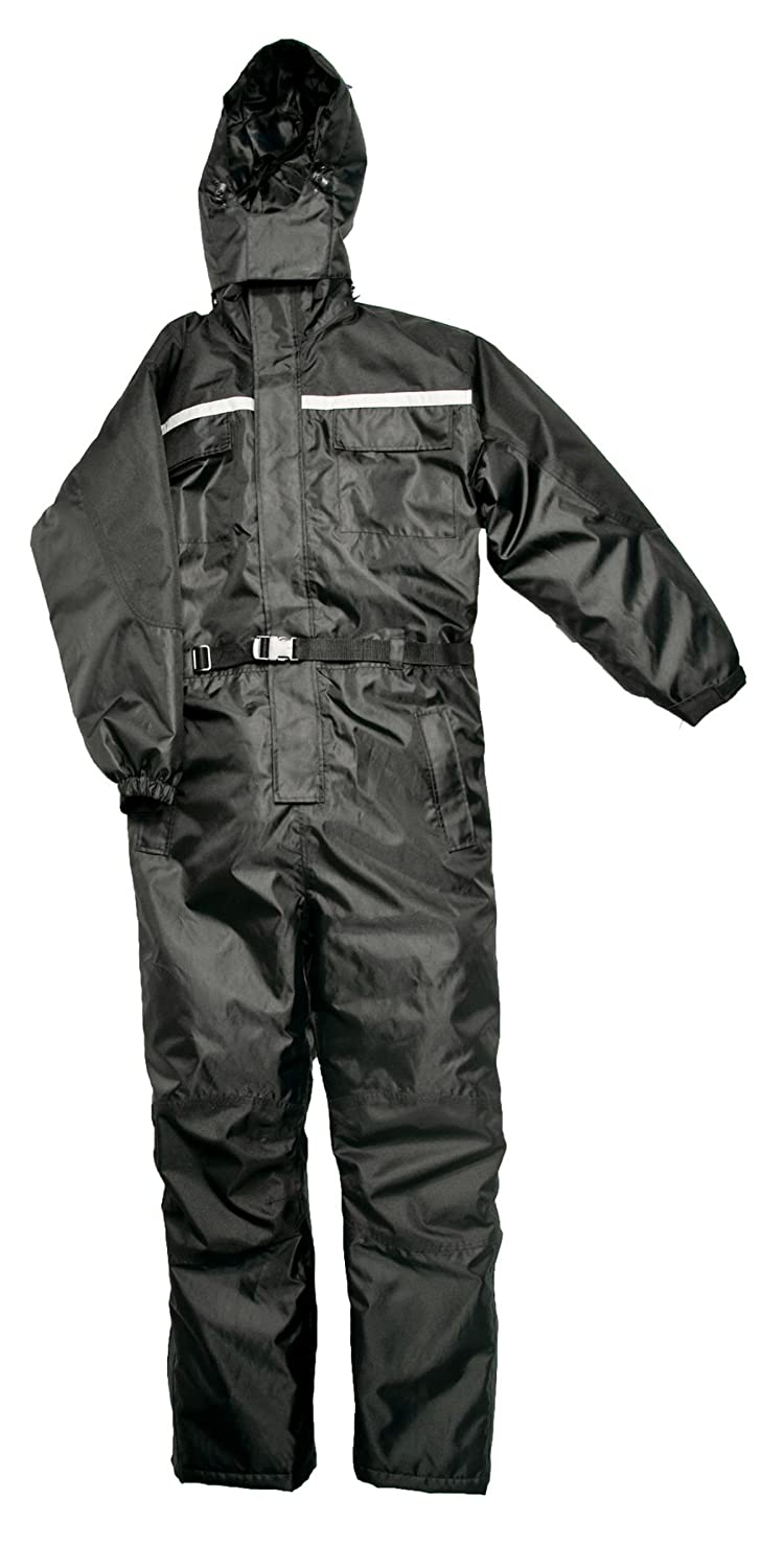 Mossi Xtreme Heavy Duty Fabric Snowsuit Black, XXX-Large
