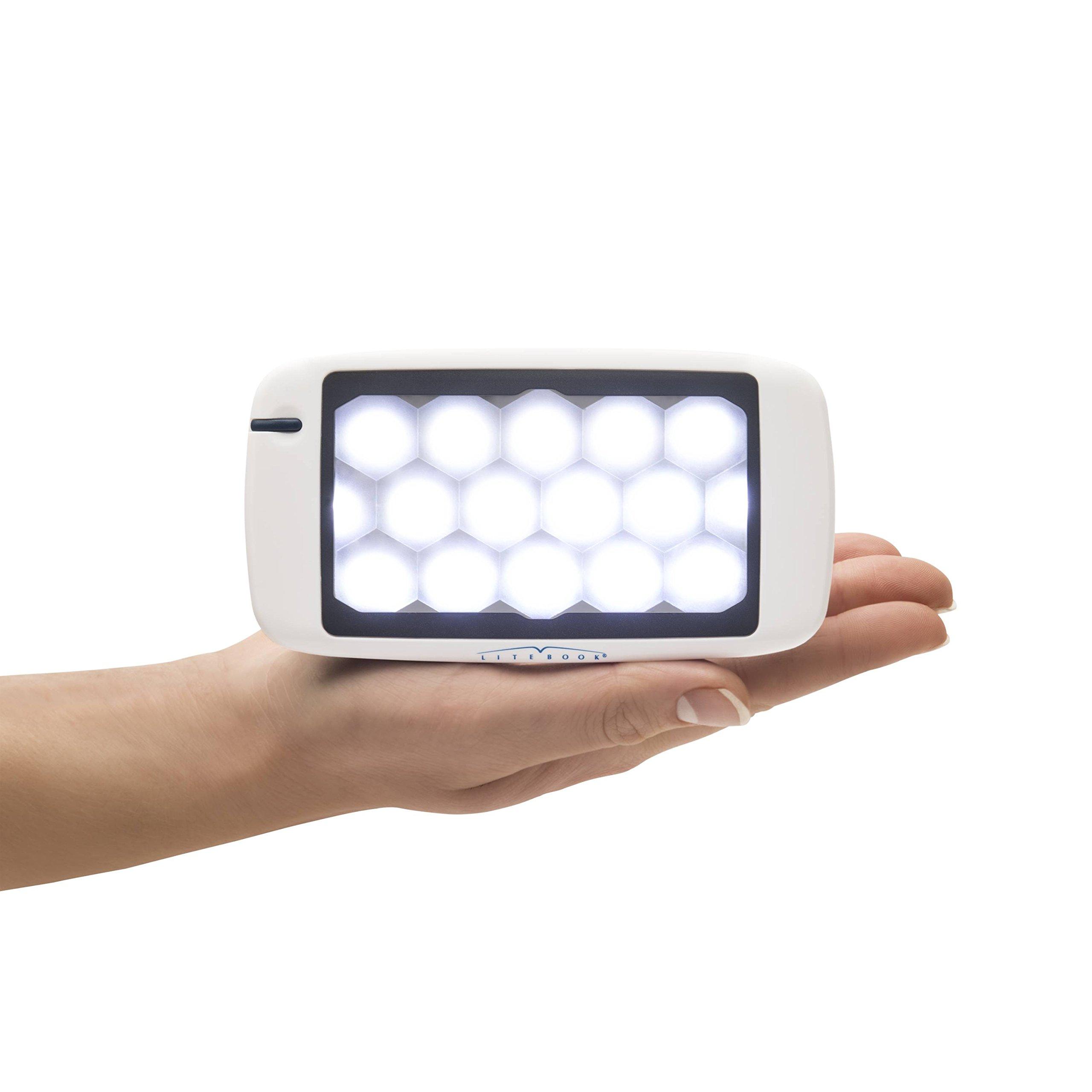 LiteBook Edge Lamp -Natural Light