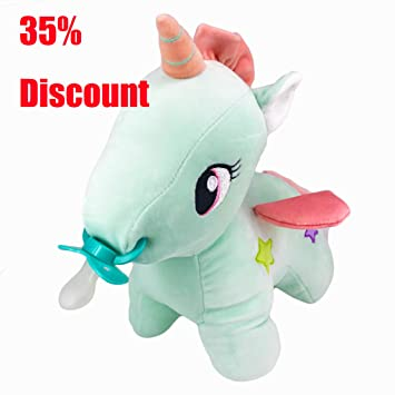 Amazon.com: Ten@Night - Chupete de unicornio para adulto ...