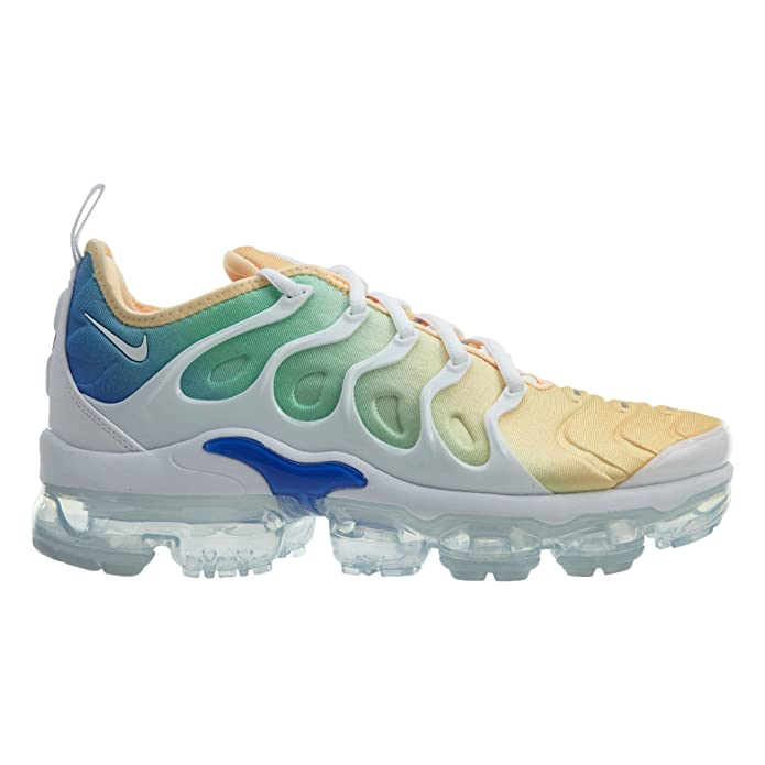 83dbc5e4aee Nike Men s Sneakers AIR Vapormax Plus in Multicolored Synthetic Fabric  AO4550-100  Amazon.co.uk  Shoes   Bags
