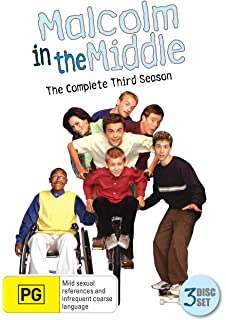 Malcolm in te middle spank
