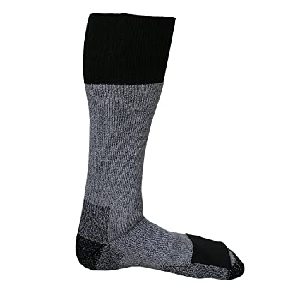 c135316dd61 Amazon.com   Heat Factory Merino Wool Pocket Socks for use with Heat ...