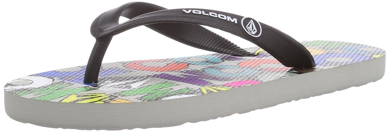 Light Grey Volcom Youth Rocker Sandal
