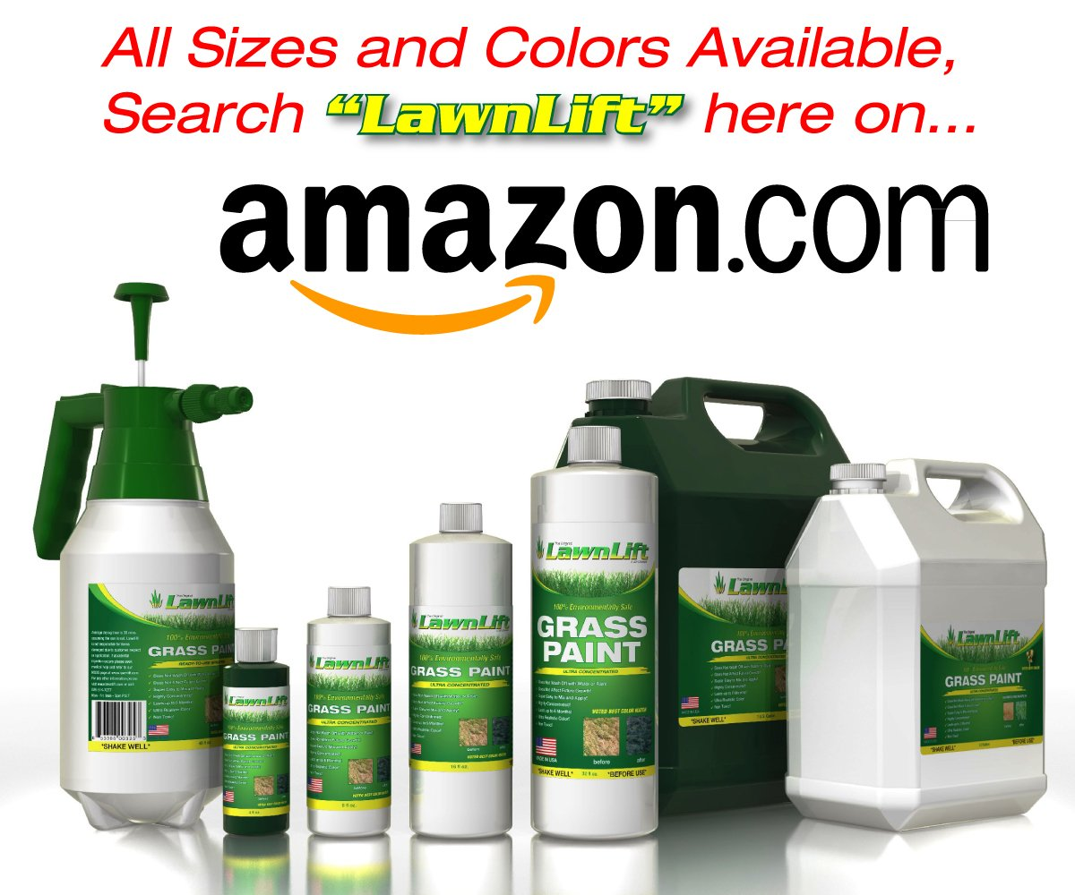 Lawnlift Ultra Concentrated (Green) Grass Paint 5 Gallon Case = 55 Gallons of Product. by LawnLift (Image #3)