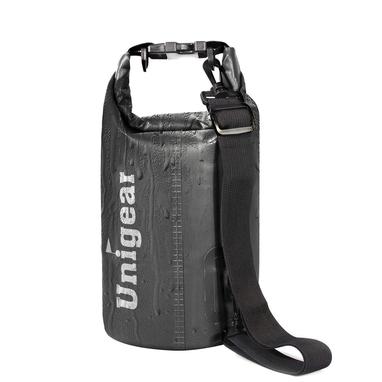 Unigear Sacs Imperméables Sacs Etanches pour Activités de Plein Air et  Sports Aquatiques Camping Nautique 0a0e78d4391