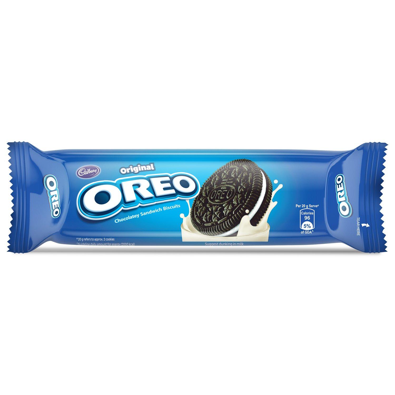 [Apply coupon] Cadbury Biscuits Vanilla Crème Biscuit, 120 gm (Pack of 10)