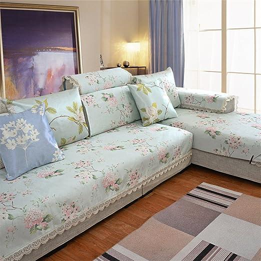 Amazon.com: Reversible Sofa Slipcovers for Living Room ...