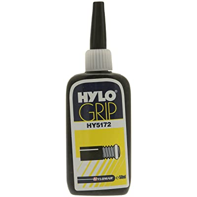 HyloGrip F/HY5172/050M 50ml Medium Strength Thread Sealant: Automotive