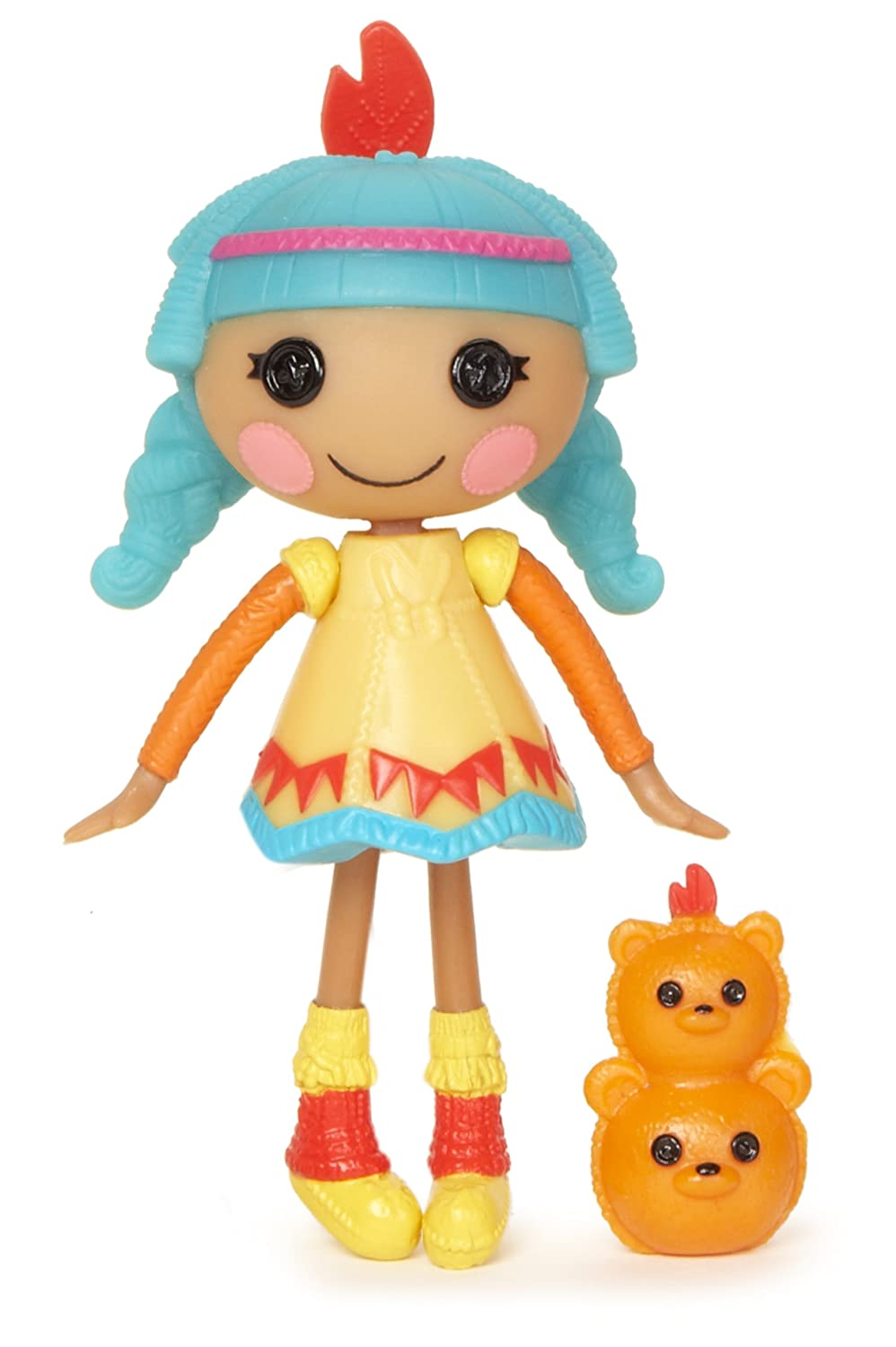 mini Lalaloopsy Feather Feather Tell-a-tale Lalaloopsy ミニララループシー Tell-a-tale B008MW6PL6, カイシ:722bb23c --- arvoreazul.com.br