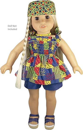American Girl JULIE/'S CASUAL OUTFIT~ New in Box ~ NO DOLL Julies