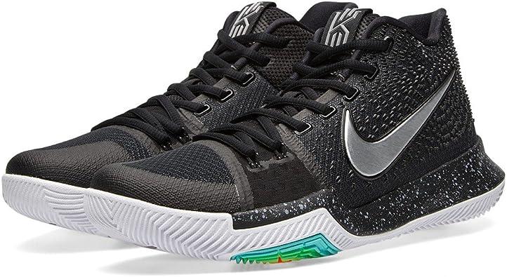 Amazon.com: Nike Kyrie 3 Black Ice