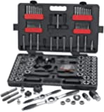 GEARWRENCH 114 Pc. Ratcheting Tap and Die Set, SAE/Metric  - 82812