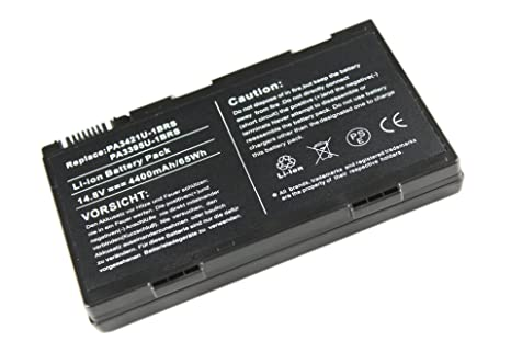 4400 mAh batería para ordenador portátil Toshiba Satellite M30 X Series Toshiba Satellite M35 X Series