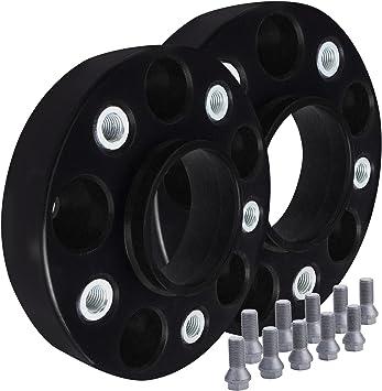 BlackLine by RSC Spurverbreiterung 20mm Achse// 10mm Seite LK 5x100 57,1-20512118/_4250891911299